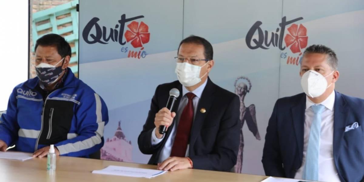 ¿Quiénes no tendrán que renovar el salvoconducto para circular en Quito?