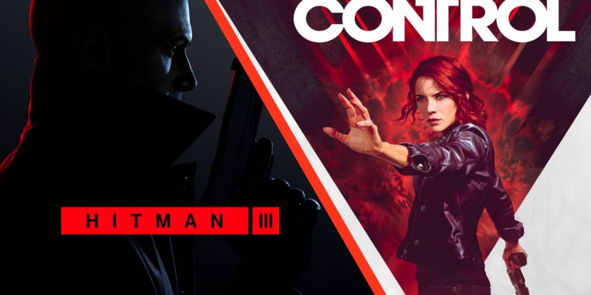 Nintendo Switch: Control y Hitman 3 llegan a la consola por medio de a nube