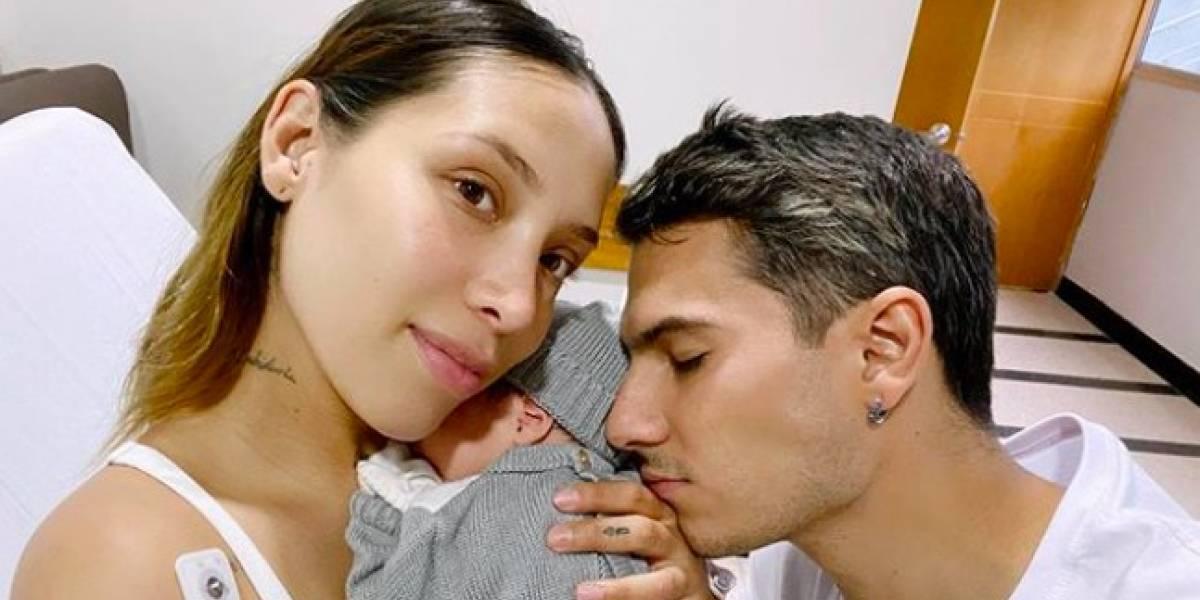 Luisa Fernanda W mostró cómo va su abdomen a días de dar a luz