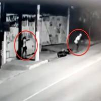 Una joven se defendió con su arma de fuego contra dos ladrones que intentaron atacarla