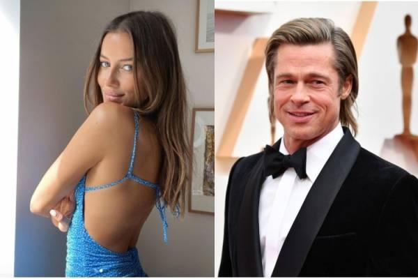 """Brad Pitt (56) terminó relación con modelo casada Nicole Poturalski (27): """"Nunca fue algo serio"""""""