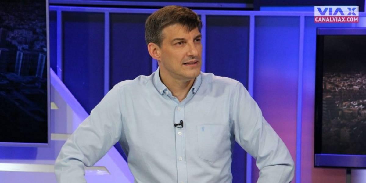 Daniel Stingo anuncia que postulará para ser constituyente