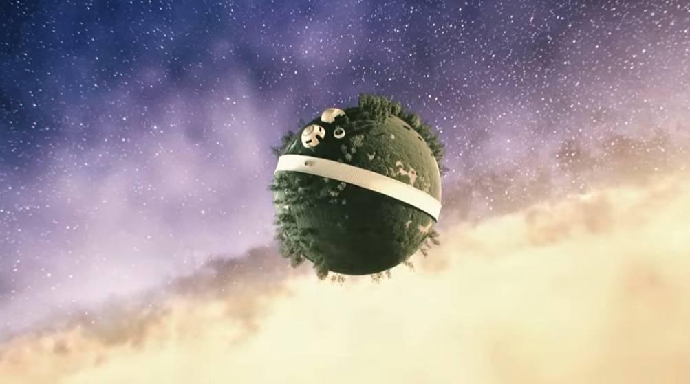 Dragon Ball Planeta Kaio