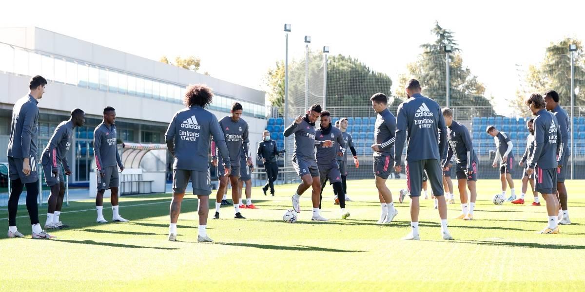 ¿Sin merengue? Real Madrid con el vestidor roto