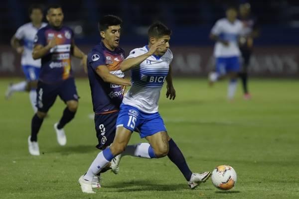Universidad Católica consigue un amargo empate ante Sol de América en la Copa Sudamericana