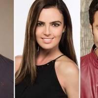 """Mariana Torres, Carlos Ferro y Kuno Becker encabezan al reparto de """"Fuego ardiente"""", la nueva telenovela de Televisa"""