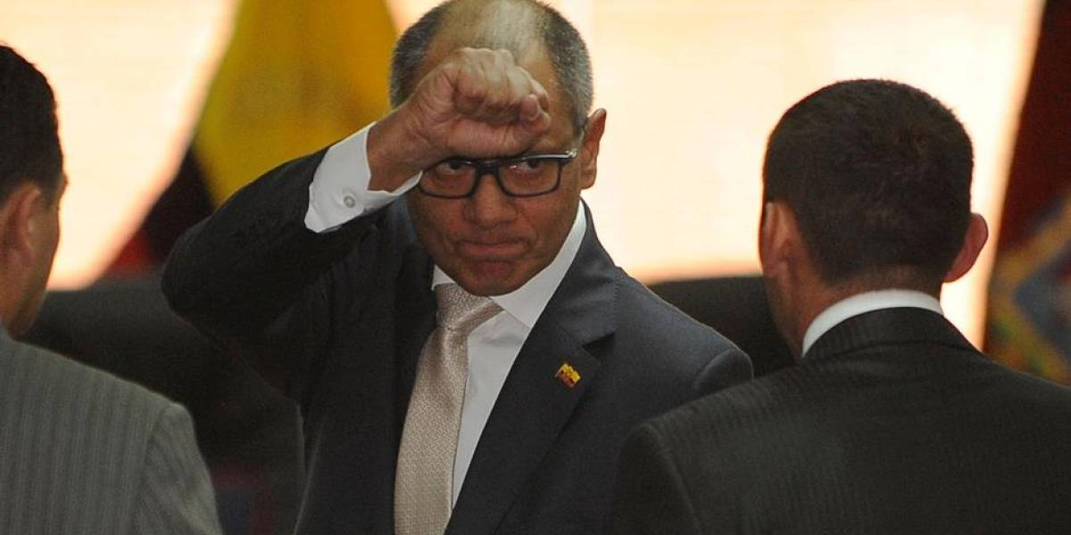 SNAI confirma que Jorge Glas se encuentra en la cárcel con monitoreo permanente de médicos