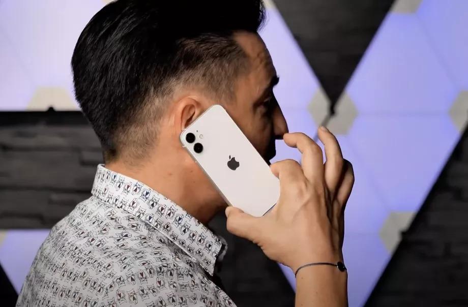 Video: así de pequeño es el iPhone doce mini