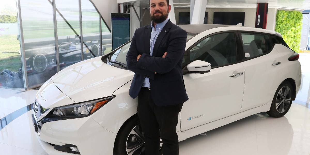 Nissan impulsa electromovilidad en World Shopper Conference 2020