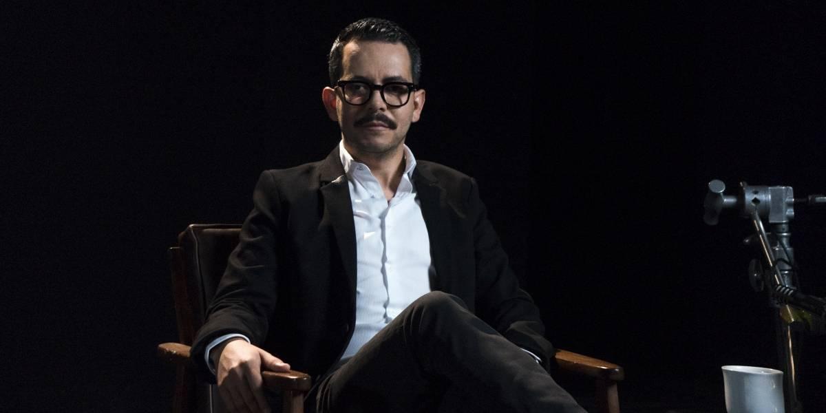 Manolo Caro: 'Estoy contento haciendo TV y creo que eso decepcionará a mucha gente'