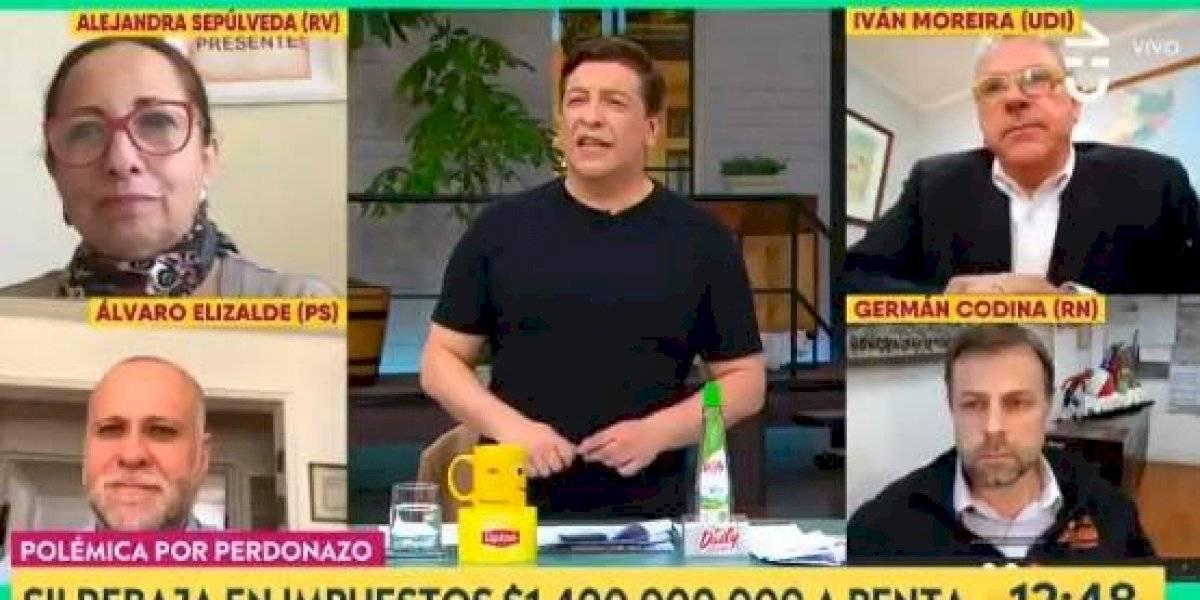"Iván Moreira tras ""perdonazo"" a Penta: ""No tengo autoridad moral en esta materia"""