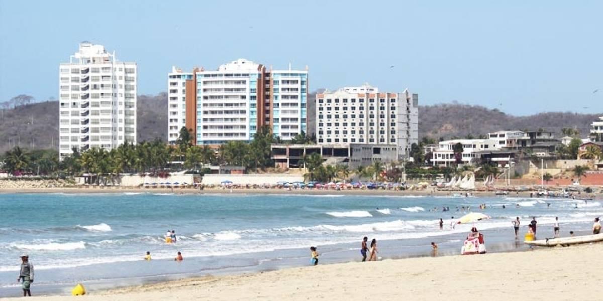 Cantón Playas cierra sus balnearios por el feriado del Día de los Difuntos