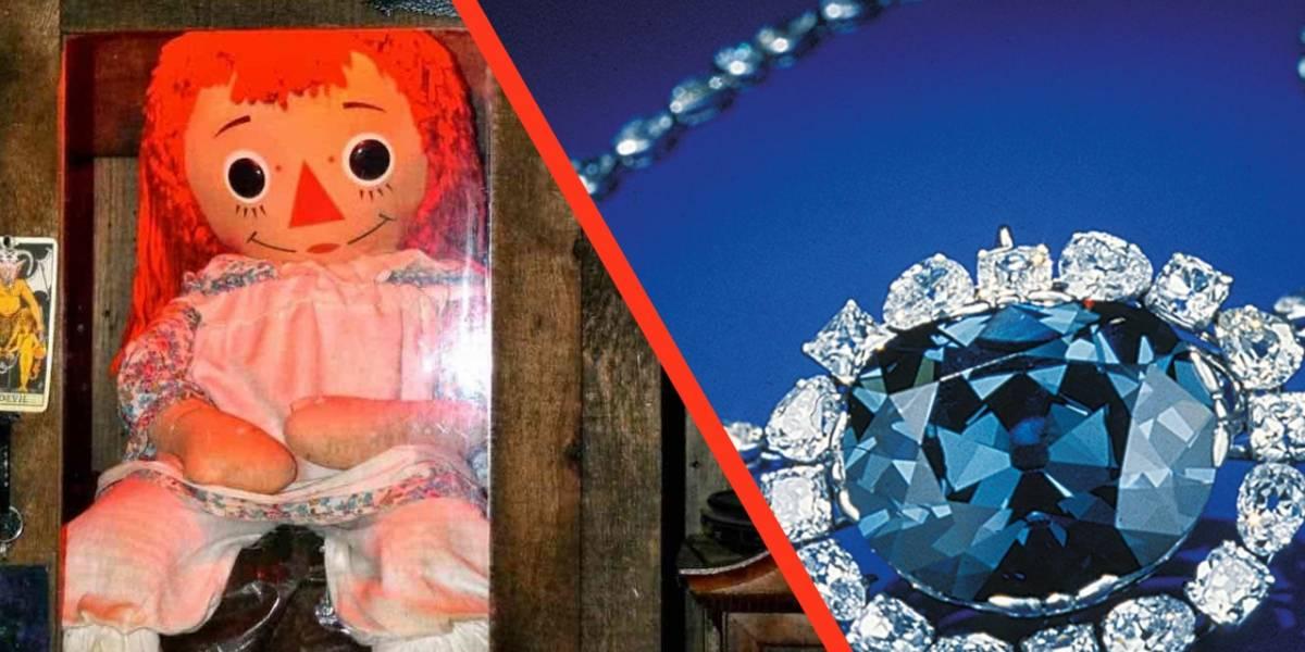 Annabelle, vestidos de novia y otros tres objetos que realmente están embrujados