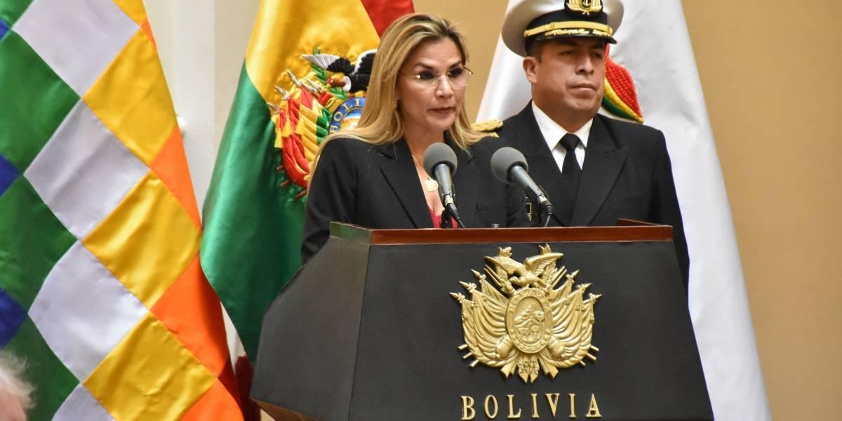 Bolivia.- La Asamblea de Bolivia aprueba un juicio de responsabilidades contra Áñez y once de sus ministros