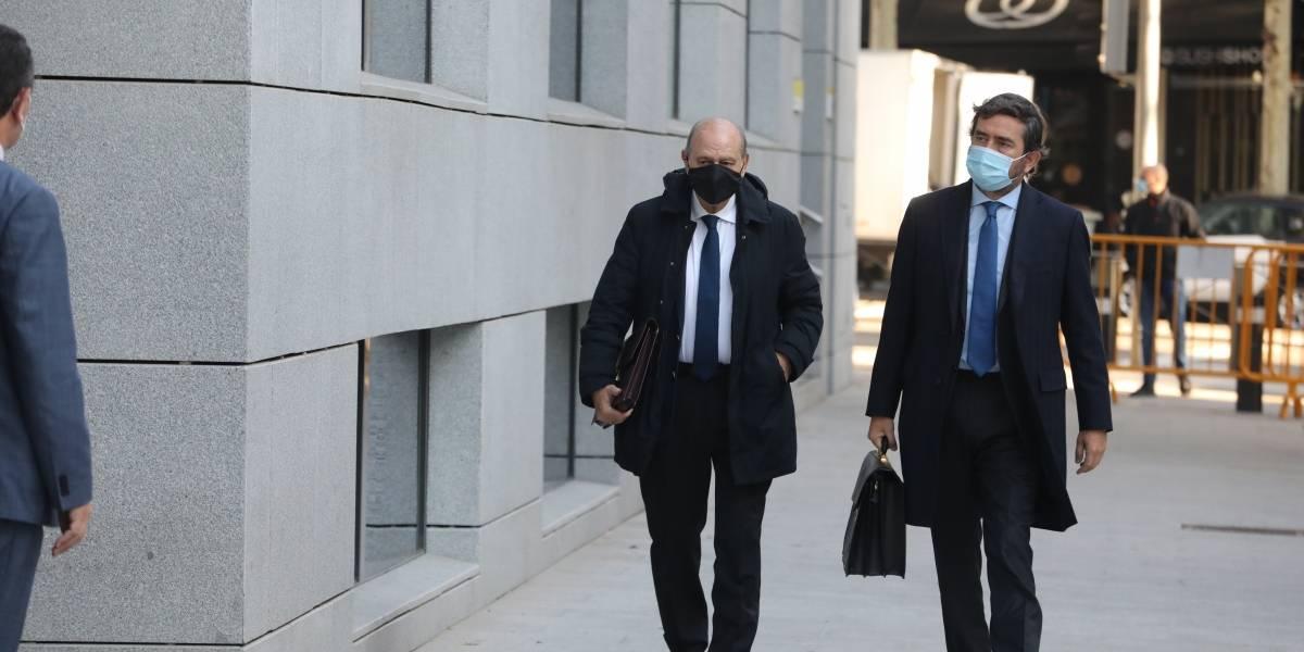 España.- Fernández Díaz niega recibir indicaciones de Rajoy y Cospedal sobre Kitchen