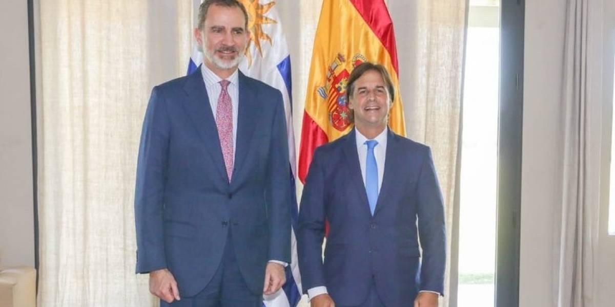 Casa Real.- El Gobierno envía al Rey para representar a España en la toma de posesión del presidente de Bolivia, Luis Arce