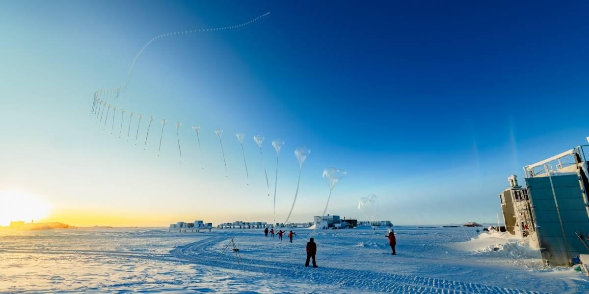 Ciencia.-El agujero de ozono persistirá en noviembre por su gran envergadura