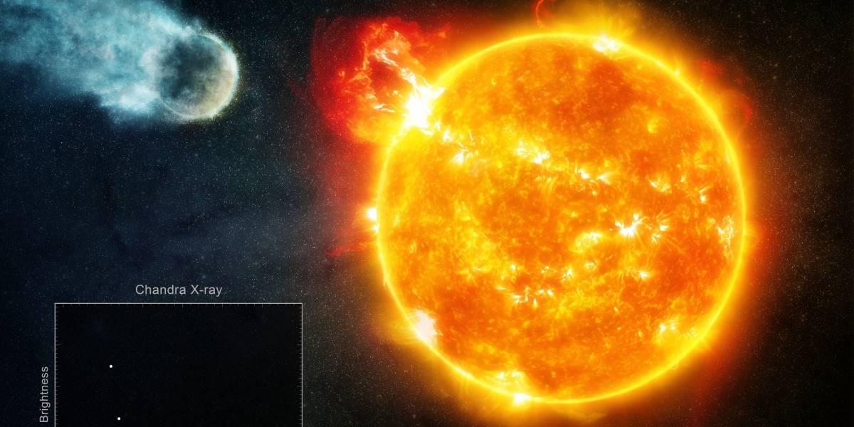 Ciencia.-La cercana Estrella de Barnard resulta poco hospitalaria para la vida