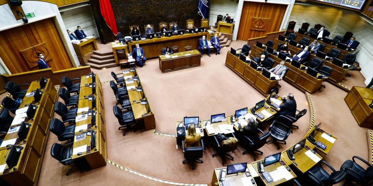 Chile.- Una comisión del Senado aprueba dar 23 escaños adicionales a los indígenas en la Convención Constitucional