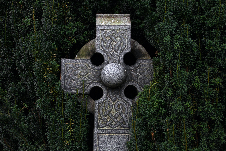 Cruz celta.