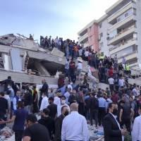 Terremoto magnitud 7.0 sacude a Grecia y Turquía