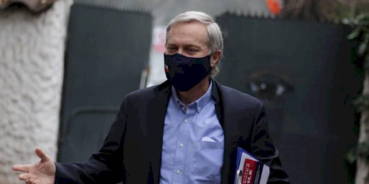 José Antonio Kast afirma que no apoyaría a Joaquín Lavín en una eventual segunda vuelta presidencial