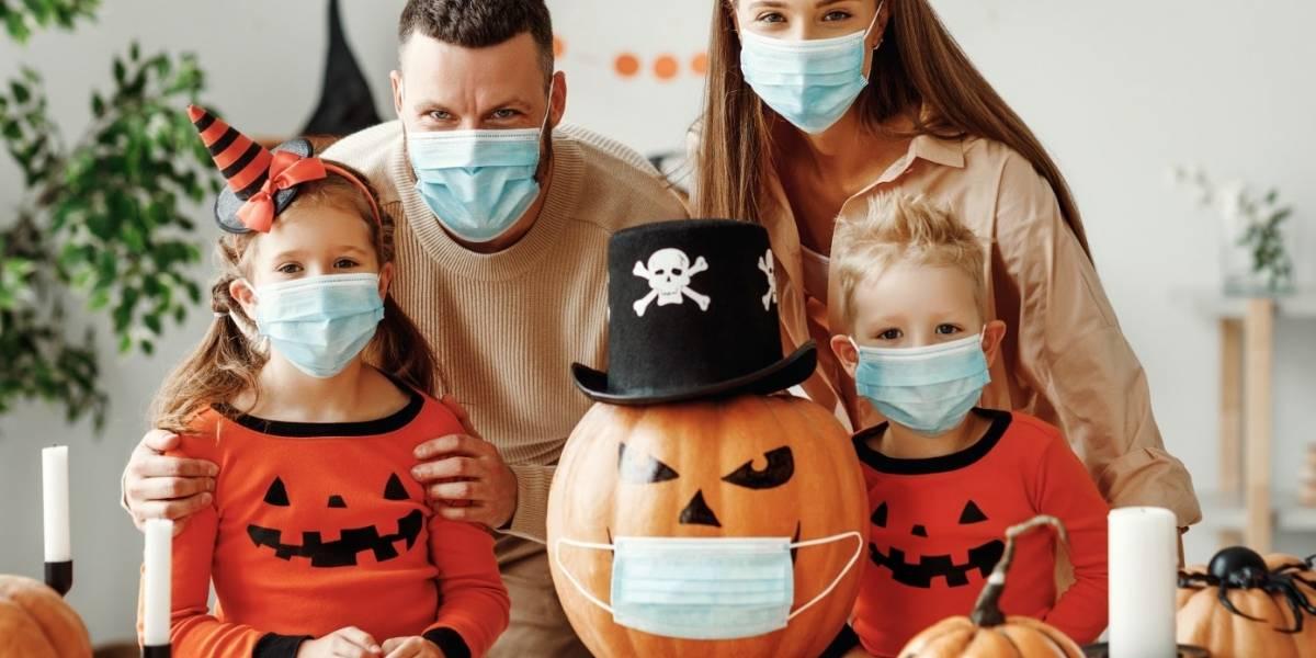 ¿Cómo disfrutar de un Halloween seguro en casa?