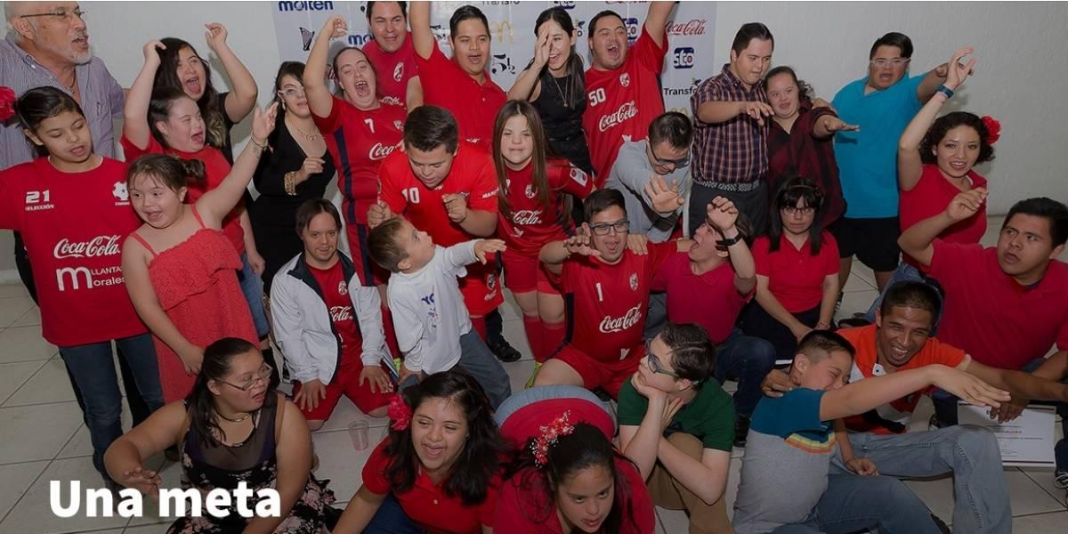 Córdica 21, el mágico lugar que ayuda a las personas con Síndrome de Down a través del fútbol