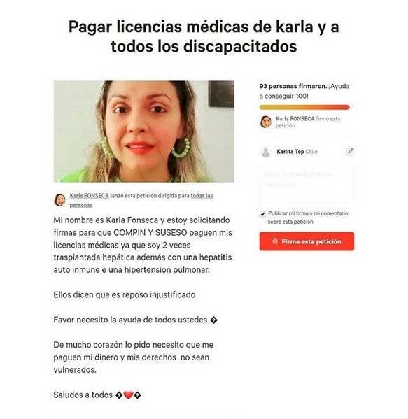 Karla Fonseca, de Contra Viento y Marea