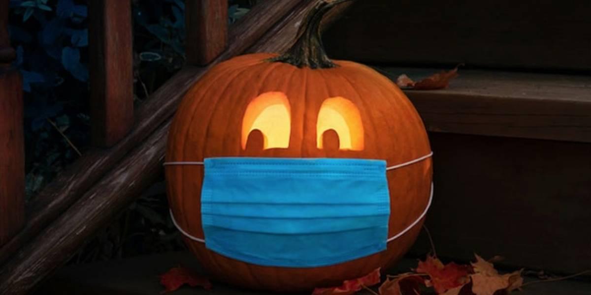 COVID-19 se convierte en el tema de decoración de Halloween más popular