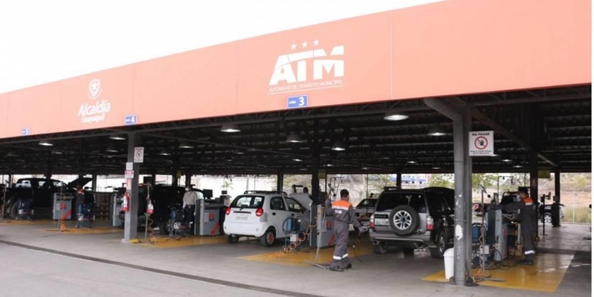 Centros de Revisión Vehicular no atenderá del 1 al 3 de noviembre
