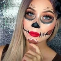 Tutorial en video: así puedes disfrazarte de Catrina sexy para Halloween