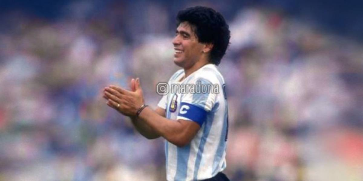 """Diego Maradona: Los 10 momentos más simbólicos en el fútbol del polémico """"10"""""""