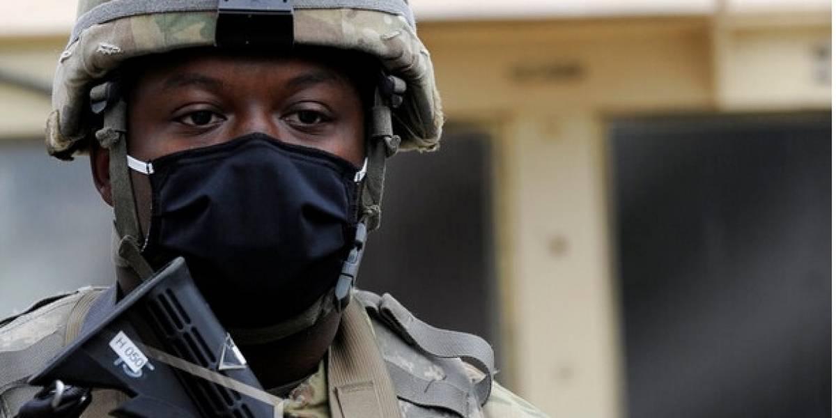 La Guardia Nacional se apodera de Filadelfia para aplacar la violencia tras muerte de un hombre con 14 balazos