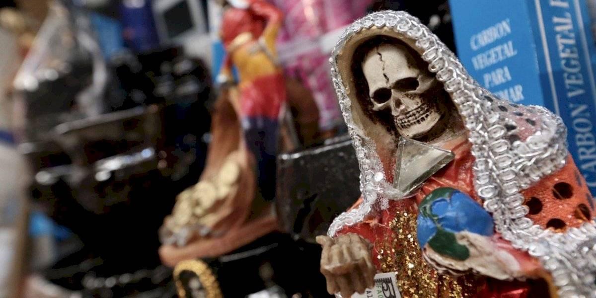 Celebración a la Santa Muerte también será virtual este 2 de noviembre