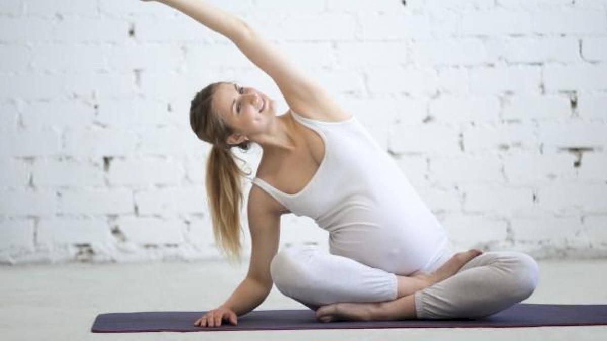 Los ejercicios facilitarán la salida del bebé si tienes un parto natural y no por cesárea.