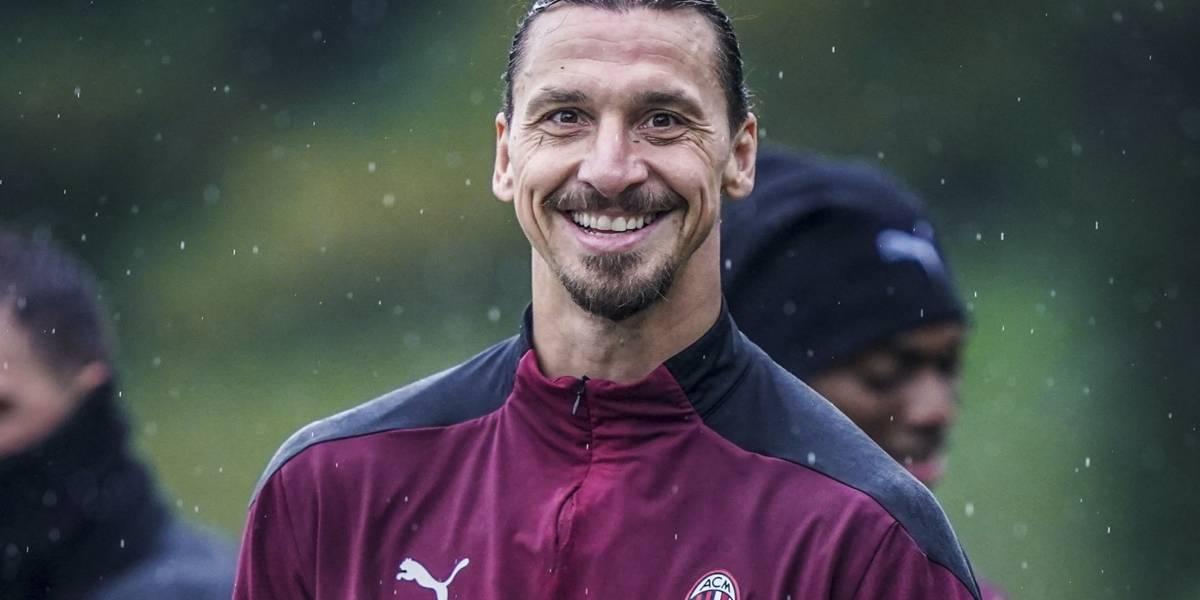 """Tú no eres Zlatan, no desafíes al COVID-19"", el espectacular mensaje de Ibra"