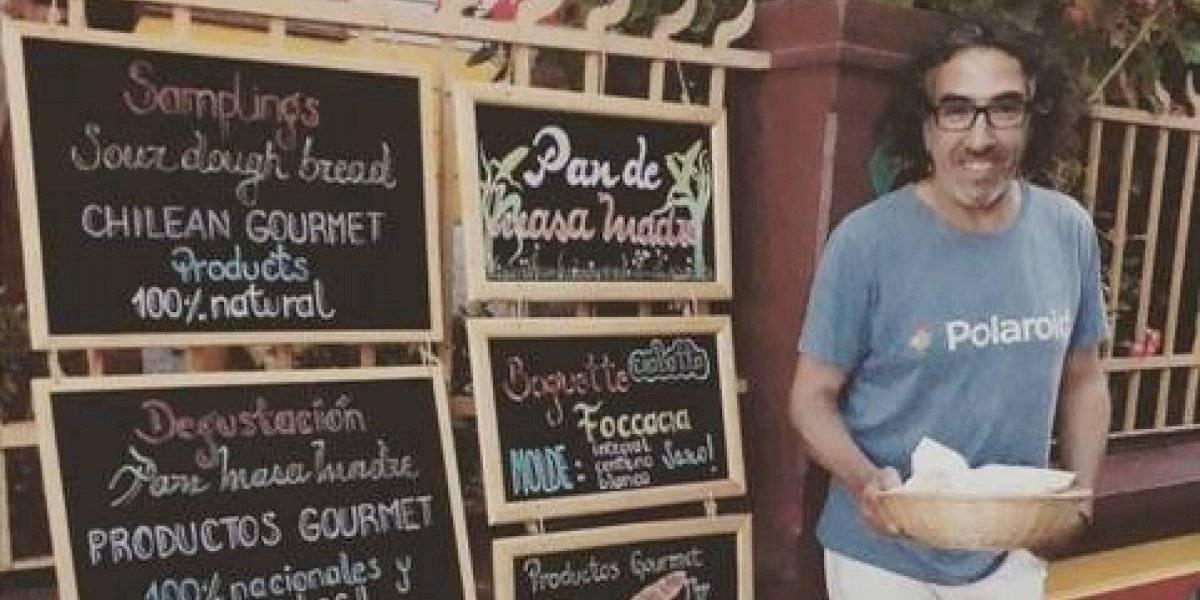 """En la panadería """"La 11"""" amasan con el sueño de tener el mejor pan de masa madre del Valparaíso"""