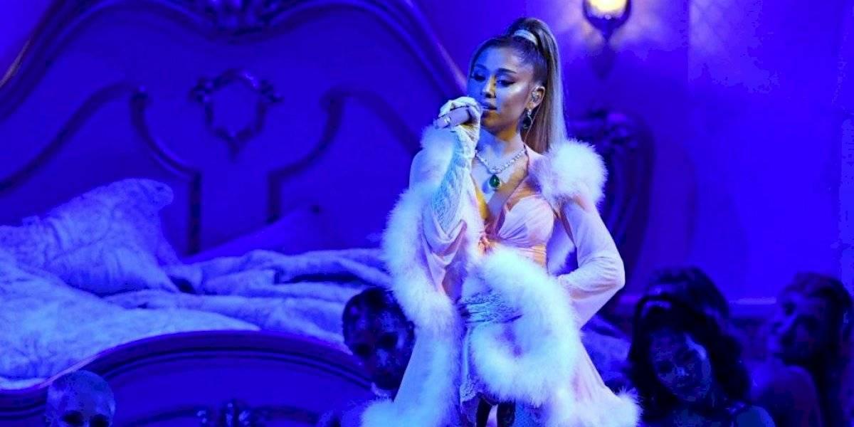 Ariana Grande lanza su nuevo disco y ya suma millones de reproducciones en Spotify