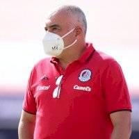 Guillermo Vázquez deja de ser técnico del Atlético de San Luis