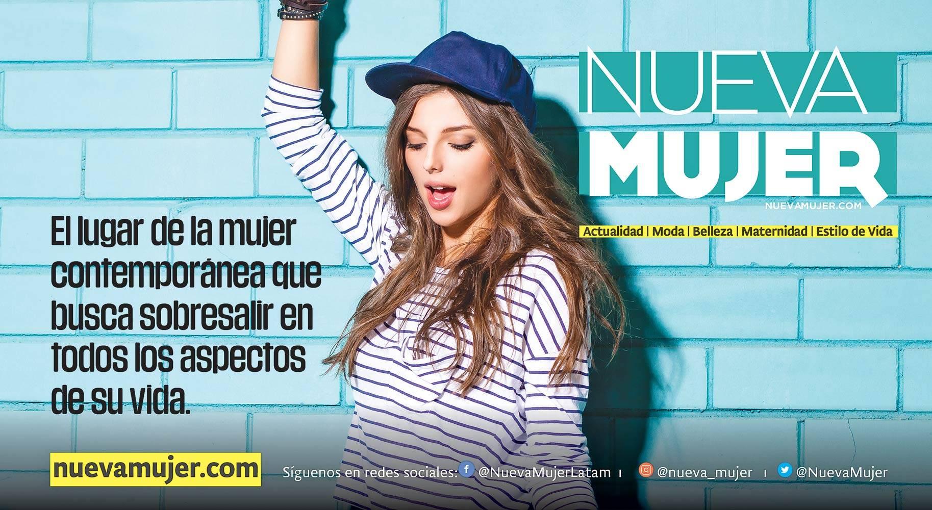Anuncio Nueva Mujer edición CDMX del 30 de Octubre del 2020, Página 15