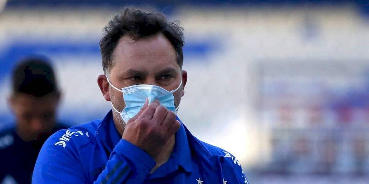 Hernán Caputto no seguiría en Universidad de Chile y Martín Lasarte sería el nuevo entrenador