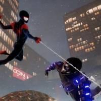 Spiderman Miles Morales presenta traje inspirado en Spider-Verse