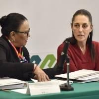 Sheinbaum felicita a Rosa Icela, propuesta como secretaria de Seguridad
