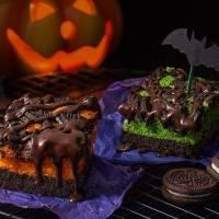 Sobremesa de Halloween: receita de bolo cenoura com Negresco