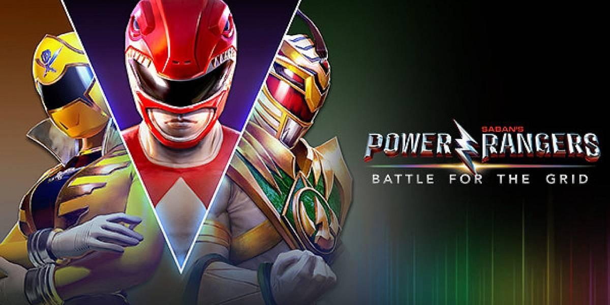 Power Rangers Battle for the Grid: 5 razones para jugar este título en 2020