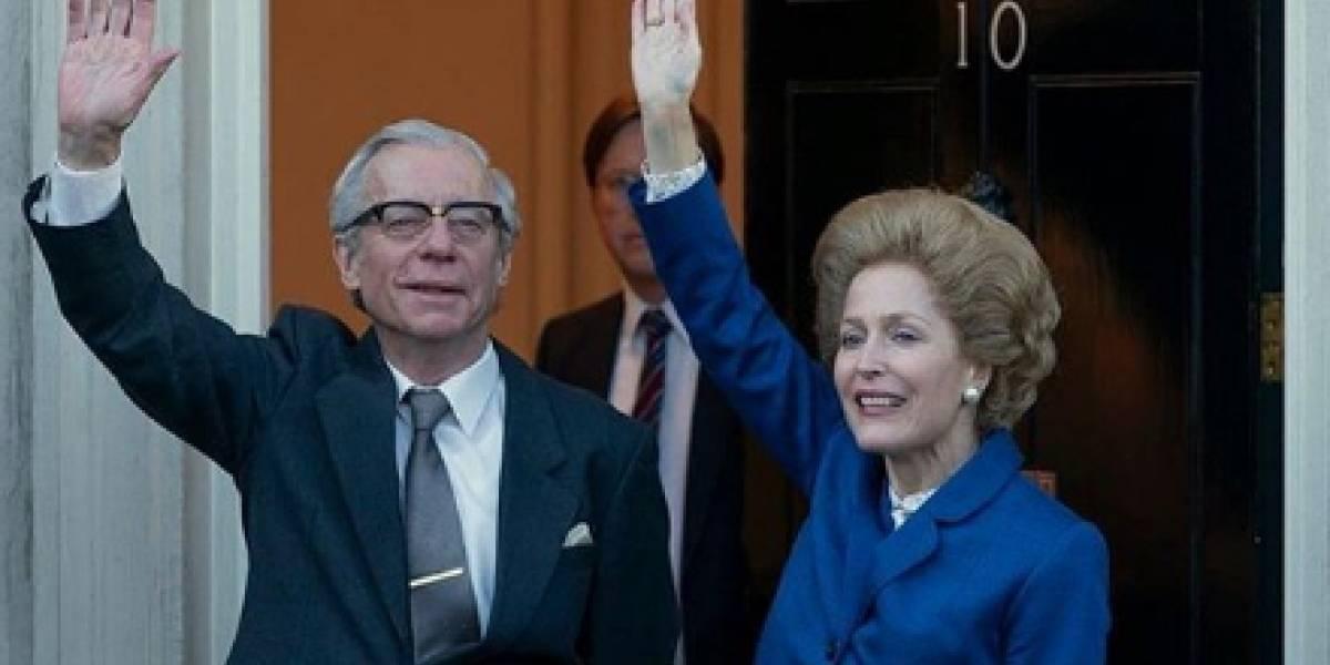Nuevo trailer de The Crown muestra la tensa relación entre Margaret Thatcher y la Reina Isabel II