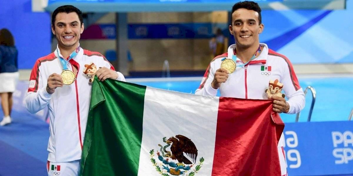 Yahel Castillo y Juan Celaya son motivados por el PND para buscar una medalla en Tokio