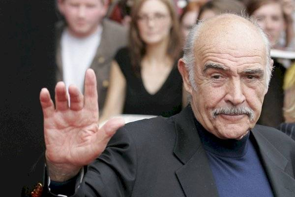 Muere Sean Connery a los 90 años: el eterno James Bond