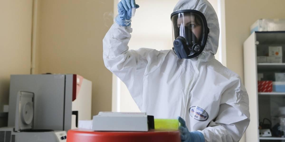 Coronavirus.- Rusia vuelve a rebasar los 18.000 nuevos contagios y registra más de 330 decesos en un día